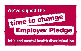 Time to Change employer pledge stamp